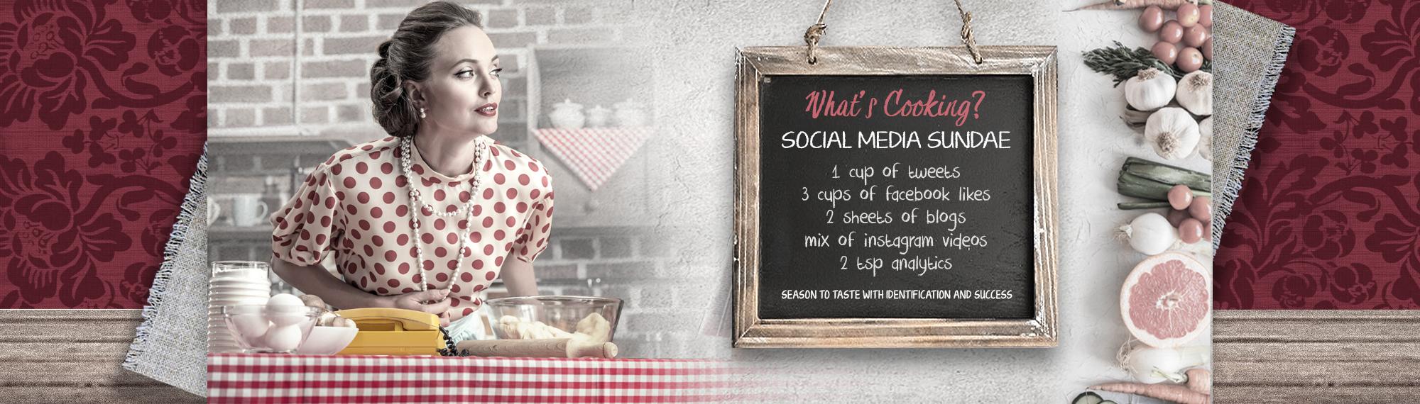 social media sundae